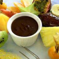 Immagine ricetta Fonduta al Cioccolato